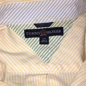 Tommy Hilfiger button down dress shirt Casual